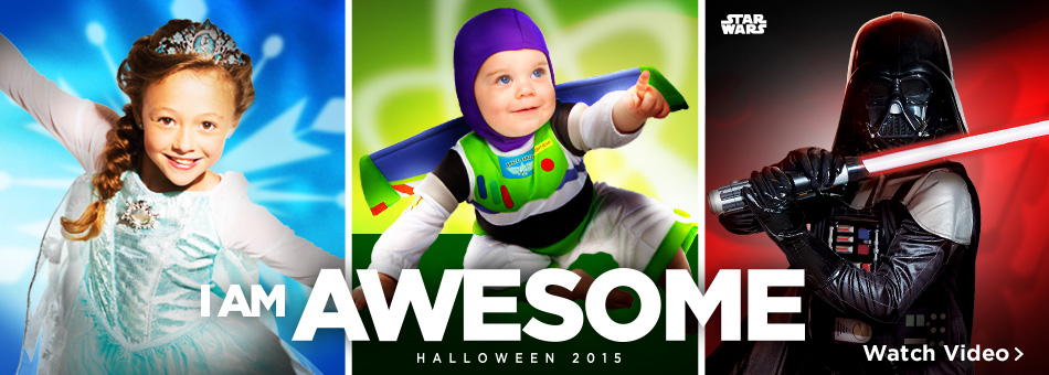 I Am Awesome - Halloween 2015 - Watch Video