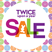 Twice Upon A Year - Savings Up To 40% Off