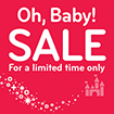 Baby Sale at Disney Store!