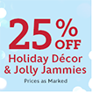 Holiday Sleep and Home Decor Sale!