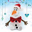 Olaf Holiday Plush